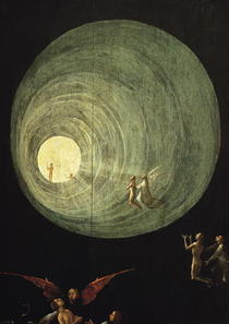 The Ascent of the Blessed by Hieronymus Bosch