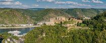 St. Goar mit Festung Rheinfels (4) von Erhard Hess