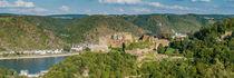 St. Goar mit Festung Rheinfels (6) von Erhard Hess