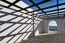 Architecture of Andros, Greece by Constantinos Iliopoulos