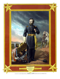 General Grant -- Civil War von warishellstore