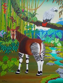 Okapi by Raul del Rio