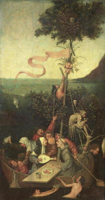 The Ship of Fools von Hieronymus Bosch