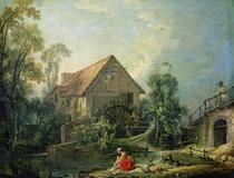 The Mill von Francois Boucher
