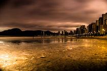 Orange Beach von Gilberto  Hartmann