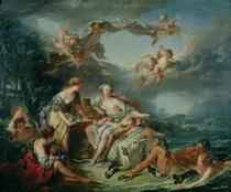 The Rape of Europa von Francois Boucher