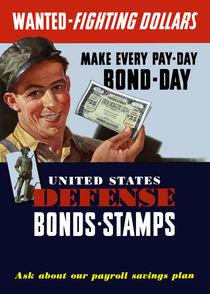 Wanted - Fighting Dollars - WW2 von warishellstore
