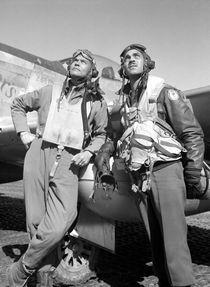 Tuskegee Airmen -- World War Two by warishellstore