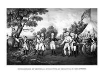 The Surrender of General Burgoyne von warishellstore