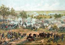 Battle Of Gettysburg -- American Civil War von warishellstore