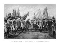 The Surrender Of Cornwallis At Yorktown by warishellstore