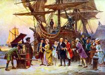 Ben Franklin Returns To Philadelphia von warishellstore
