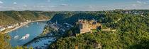 St. Goar mit Festung Rheinfels (8) von Erhard Hess