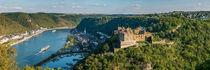 St. Goar mit Festung Rheinfels (11) von Erhard Hess