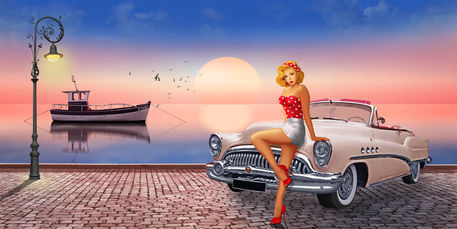 Pin-up-hafen