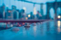 Brooklyn Bridge at dawn von goettlicherfotografieren