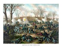 Battle of Fort Donelson -- Civil War von warishellstore