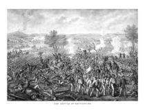 The Battle of Gettysburg by warishellstore
