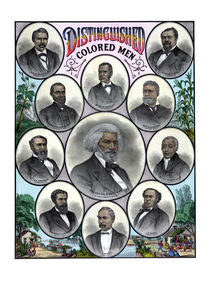 Distinguished Colored Men von warishellstore