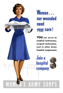 531-268-womens-army-corps-nurses-ww2-poster