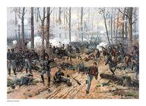 The Battle of Shiloh -- Civil War by warishellstore