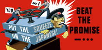 Put The Squeeze On The Japanese -- Beat The Promise by warishellstore