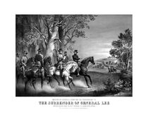 The Surrender Of General Lee  by warishellstore
