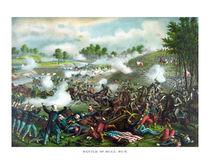 Battle Of Bull Run -- Civil War by warishellstore