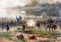 The Battle of Antietam -- Civil War von warishellstore