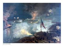 Battle of Port Hudson -- Civil War  by warishellstore