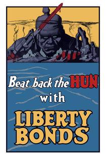 Beat Back The Hun With Liberty Bonds von warishellstore