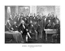 Our Presidents 1789 - 1881 -- US History von warishellstore