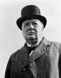 581-sir-winston-churchill-top-hat-painting