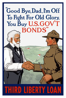 I'm Off To Fight For Old Glory -- WWI von warishellstore