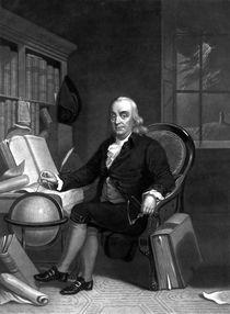 Benjamin Franklin -- The Scientist von warishellstore
