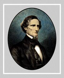 Jefferson Davis von warishellstore