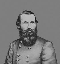 JEB Stuart -- Confederate General  by warishellstore