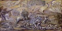 The Battle of Flodden Field von Sir Edward Burne-Jones