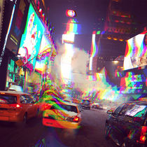 Times Square 2015 by Flo Renzo