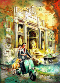 Rome Authentic Madness von Miki de Goodaboom