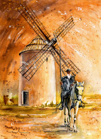 La Mancha Authentic von Miki de Goodaboom
