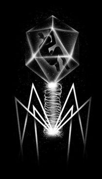 Bacteriophage von Tobias Fonseca