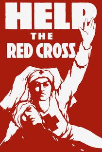 Help The Red Cross von warishellstore