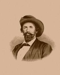 General John Hunt Morgan -- Civil War by warishellstore