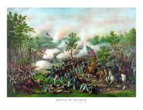Battle Of Atlanta -- Civil War von warishellstore