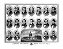 American Presidents First Hundred Years von warishellstore