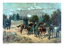 Missionary Ridge -- The Battle Of Chattanooga von warishellstore