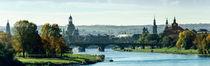 Dresdens Canalettoblick von imbild-verlag