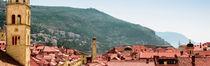 Dachlandschaft Dubrovnik von imbild-verlag