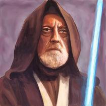 Obi-Wan Kenobi by Matthias Oechsl